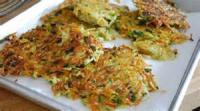 Vegetables - Hashed Brown Zucchini