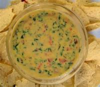 Vegetables - Spinach Queso Dip