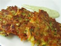 Vegetables - Zucchini Fritters