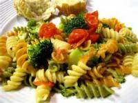 Vegetables - Spinach Fettuccine
