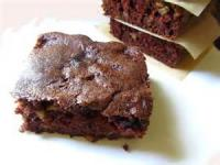 Vegetables - Zucchini Chocolate Cake