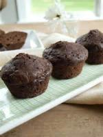Vegetables - Chocolate Zucchini Muffins