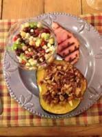 Vegetables - Fruit Filled Acorn Squash