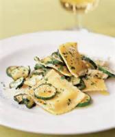 Vegetables - Ravioli With Zucchini