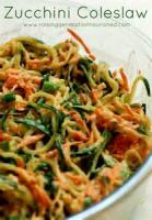 Vegetables - Cool Zucchini Slaw