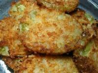 Vegetables - Fried Green Tomatoes