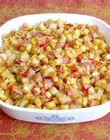 Vegetables - Sweet Potato And Ham Hash