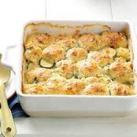 Vegetables - Zucchini Cobbler