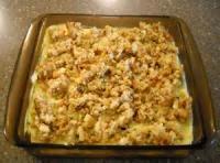 Vegetables - Zuchinni Stuffing Casserole