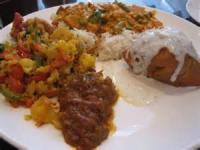 Vegetables - Navarattan Curry