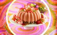 Vegetables - Tomato -  Shrimp Tomato Aspic