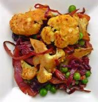 Vegetables - Vegetables -  Indian Spiced Cauliflower And Cabbage