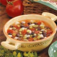 Vegetarian - Black Bean Soup