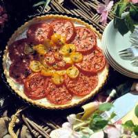 Vegetables - Three-tomato Tart