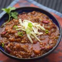 Vegetarian - Chili -  Ultimate Vegetarian Chili