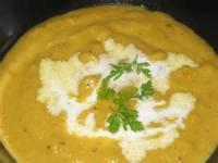Vegetarian - Curried Parsnip Soup