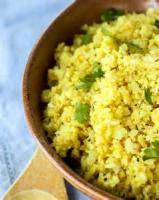Vegetarian - Indian Spiced Rice