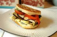 Vegetables - Checkerboard Veggie Cheese Bake