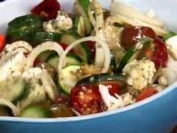 Vegetables - Marinated Vegetable Salad