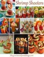 Vegetables - Tomato Seafood Shooters