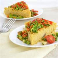 Vegetables - Vegetables -  Spring Vegetable Couscous