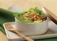Vegetarian - Salad -  Eggless Egg Salad