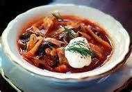 Vegetarian - Sweet And Sour Cabbage Soup
