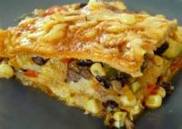 Vegetarian - Casserole -  Enchilada Casserole