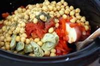 Vegetarian - Crockpot Mediterranean Stew