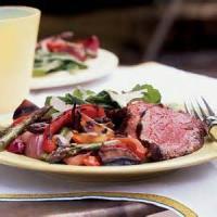 Vegetables - Vegetables -  Grilled Antipasto Vegetables