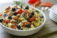 Vegetables - Vegetables -  Herb And Roasted Pepper Salad
