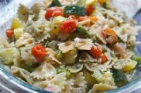 Vegetables - Vegetables -  Spring Vegetable Pasta Salad