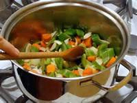 Vegetables - Vegetables -  Vegetable Stock