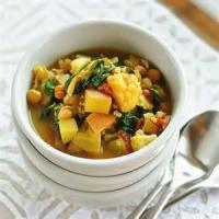 Vegetarian - Curried Veggie Stew