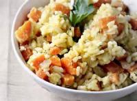Vegetarian - Risotto With Carrots And Feta