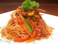 Vegetables - Tomato -  Tomato-garlic Angel Hair
