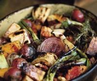 Vegetables - Vegetables -  Honey Bbq Grilled Vegetables