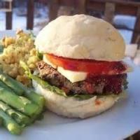 Vegetarian - Jamaican Burgers