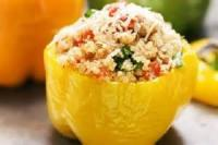 Vegetarian - Stuffed Bell Peppers