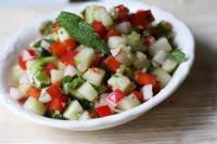 Vegetables - Salsa