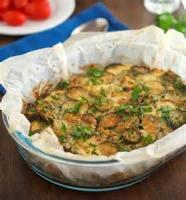 Vegetables - Zucchini -  Zucchini Casserole By Copper