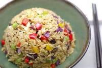 Vegetarian - Vegetable Fried Rice