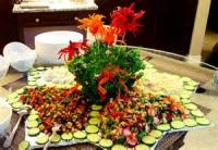 Vegetarian - Veggie Burgers With Vidalia Onion Relish