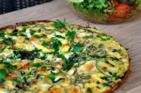 Vegetables - Fresh Vegetable Fritatta