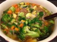 Vegetarian - Vegetable Udon Saute