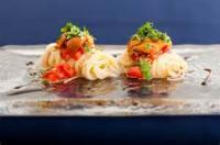 Vegetables - Vegetables -  Capellini With Grilled Vegetables Ragu