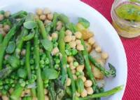 Vegetables - Vegetables -  Lemony Asparagus And New Potatoes