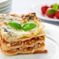 Vegetarian - Casserole -  Last Minute Lasagna