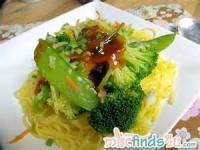 Vegetarian - Oriental Skillet Dinner