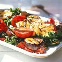 Vegetables - Grilled Vegetables Vinaigrette